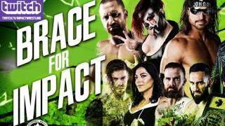 Impact Wrestling/SMASH Brace For Impact