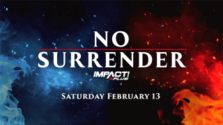 Impact Wrestling No Surrender 2021