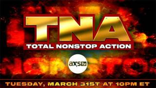 Impact Wrestling TNA on AXS