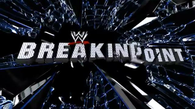 Image result for wwe breaking point 2009