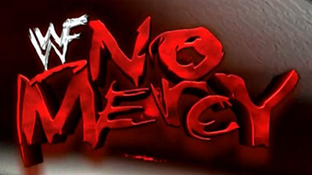 WWF No Mercy 2001 - Results - WWE PPV Event History - Pay