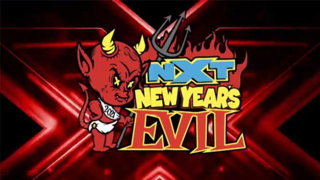 Watch WWE NXT New Years Evil 2021 1/6/21