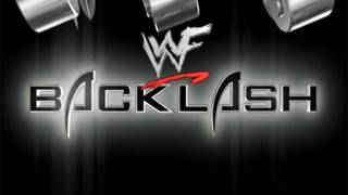 WWF Backlash 2001