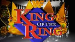 WWF King of the Ring 1997