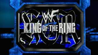 WWF King of the Ring 1999