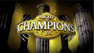 WWE Night of Champions 2009