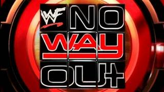 WWF No Way Out 2001