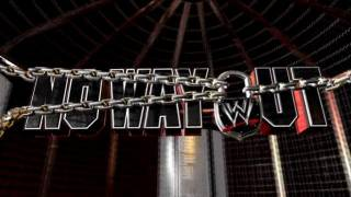 WWE No Way Out 2008