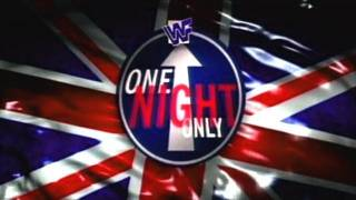 WWF One Night Only