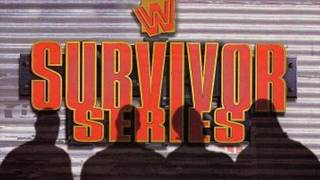 WWF Survivor Series 1997