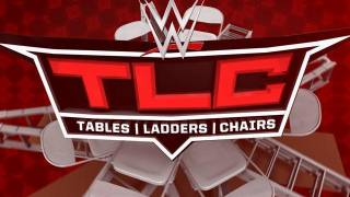 WWE TLC: Tables, Ladders & Chairs 2016