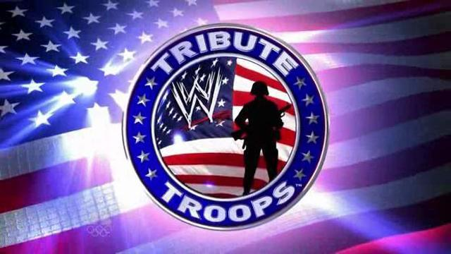 WWE Tribute To The Troops 2009