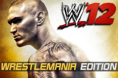 WWE '12 WrestleMania Edition Announced