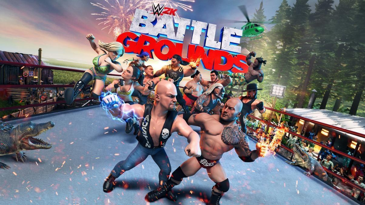 WWE 2K Battlegrounds Game Modes & Features: Everything You Need To Know