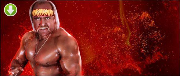 Hulk Hogan (P O W ) - WWE 2K15 - Roster