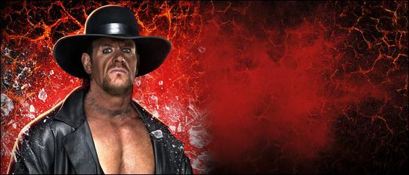 Undertaker - WWE 2K16 - Roster