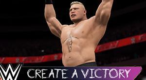 WWE 2K17 Create A Victory: Full List of Victory Scenes / Motions
