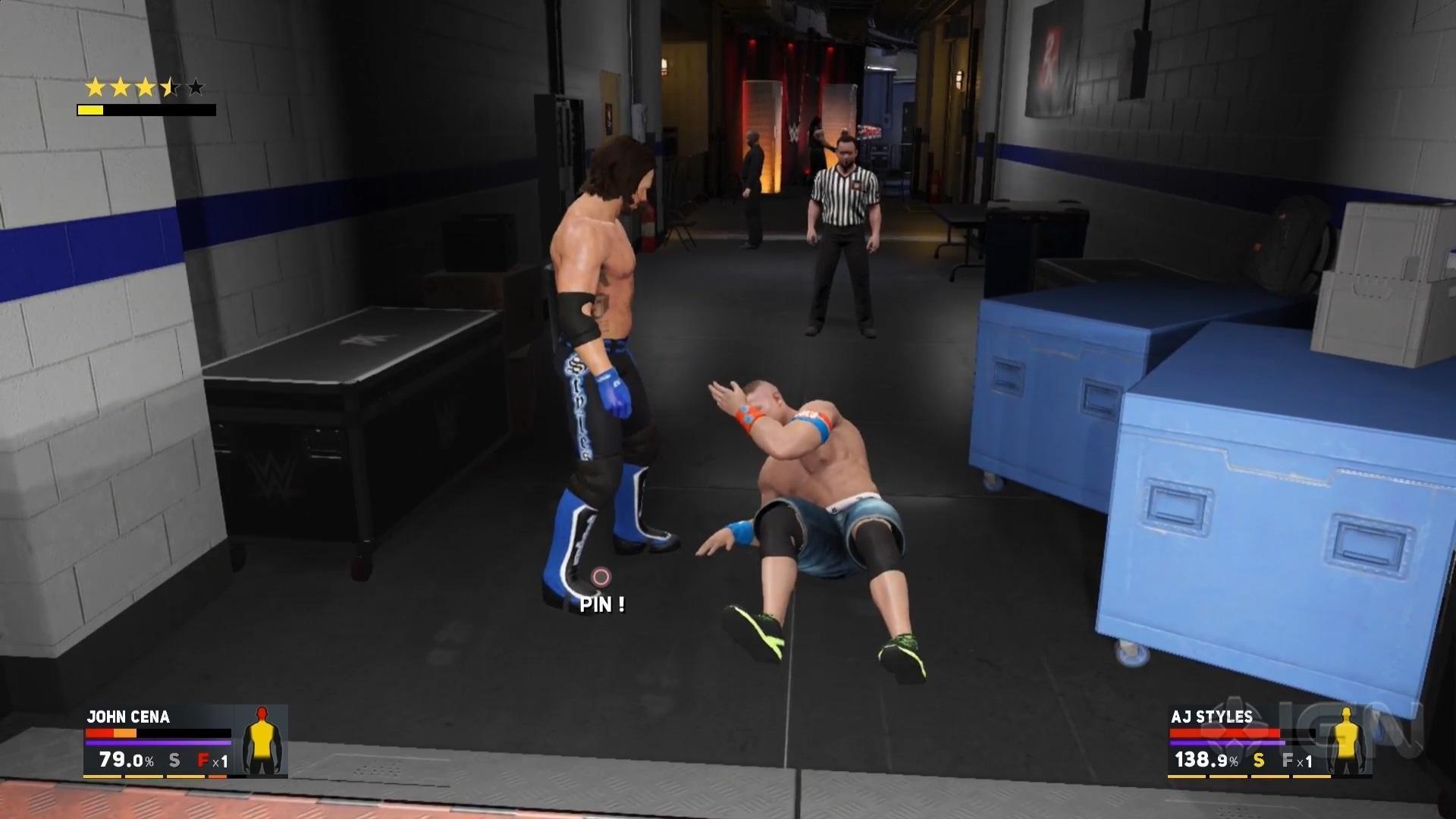 wwe-2k17-first-gameplay-video-backstage-brawl-montage