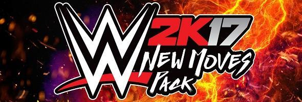 WWE 2K17 New Moves Pack DLC Now Available! (FULL List and Videos)