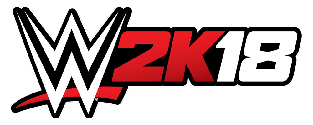 WWE 2K18 Official Logo PNG