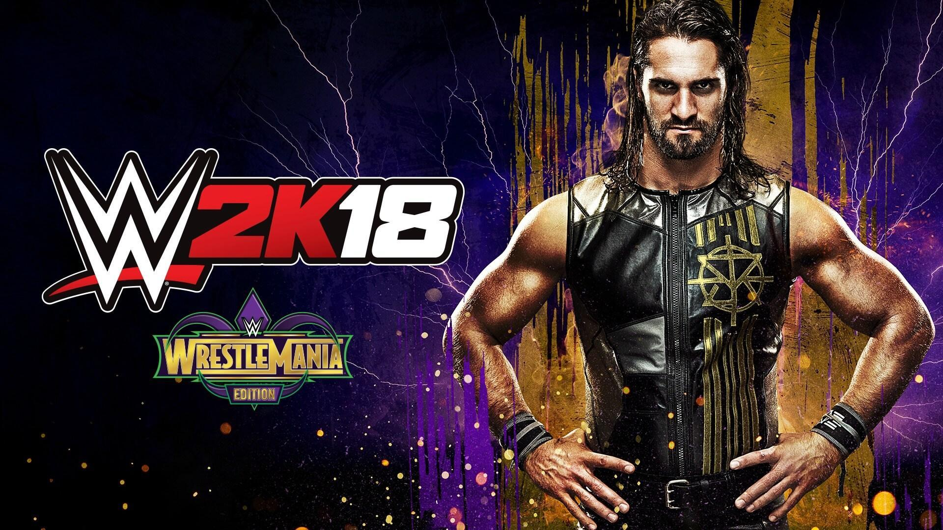 WWE 2K18: WrestleMania Edition Releasing Internationally on March 23
