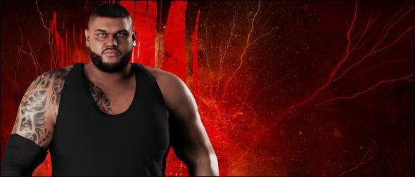 WWE 2K18 Roster Akam The Authors of Pain Superstar Profile