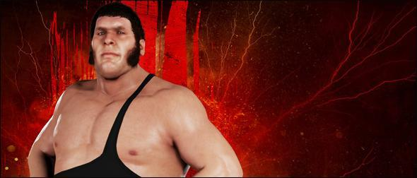 WWE 2K18 Roster Andre The Giant Superstar Profile