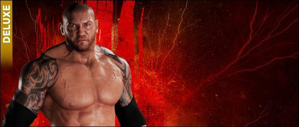 WWE 2K18 Roster Batista Superstar Profile