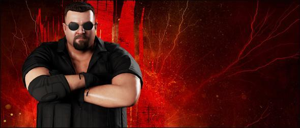 WWE 2K18 Roster Big Boss Man 1999 Superstar Profile