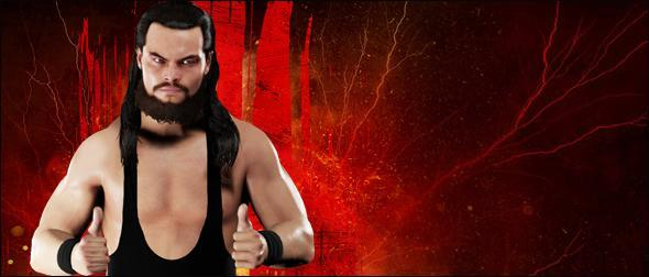 WWE 2K18 Roster Bo Dallas Superstar Profile