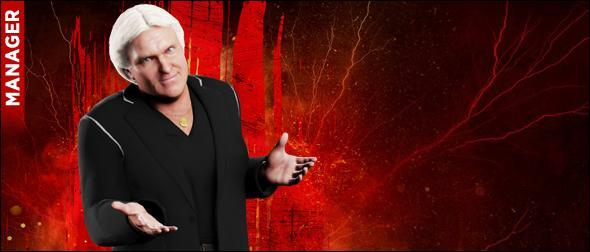 WWE 2K18 Roster Bobby The Brain Heenan Superstar Profile