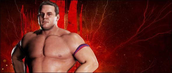 WWE 2K18 Roster British Bulldog Superstar Profile