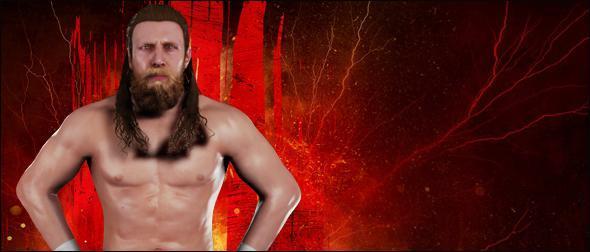 Daniel Bryan - WWE 2K18 - Roster