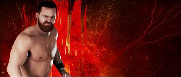 WWE 2K18 Roster Dash Wilder Superstar Profile