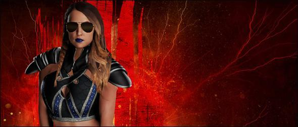 WWE 2K18 Roster Emma Superstar Profile