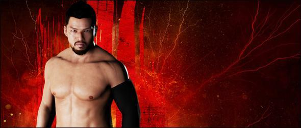 WWE 2K18 Roster Hideo Itami Superstar Profile