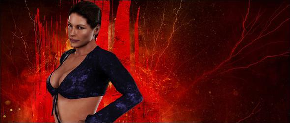 WWE 2K18 Roster Ivory Superstar Profile