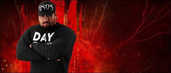 WWE 2K18 Roster Jimmy Uso Superstar Profile