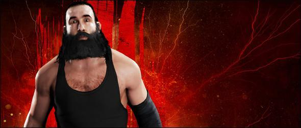 WWE 2K18 Roster Luke Harper Superstar Profile