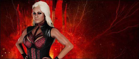 WWE 2K18 Roster Maryse Ouellet Superstar Profile