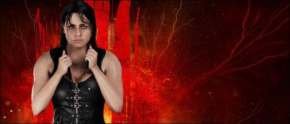 WWE 2K18 Roster Nikki Cross Superstar Profile