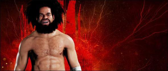 WWE 2K18 Roster No Way Jose Superstar Profile