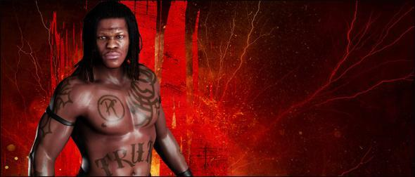 WWE 2K18 Roster R-Truth Superstar Profile