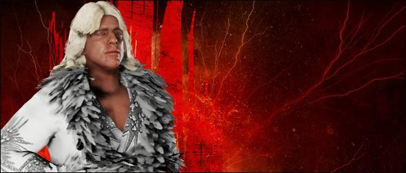 WWE 2K18 Roster Ric Flair 1988 Superstar Profile