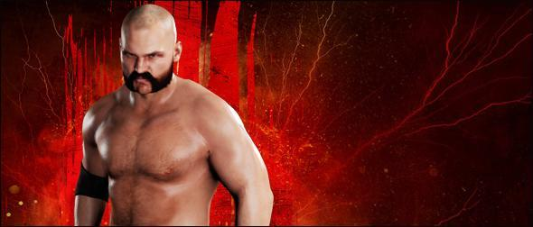 WWE 2K18 Roster Scott Dawson Superstar Profile