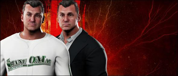 WWE 2K18 Roster Shane McMahon Superstar Profile