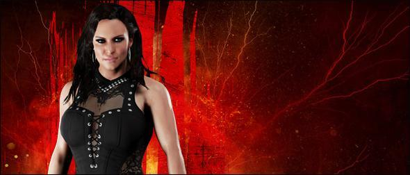 WWE 2K18 Roster Stephanie McMahon Superstar Profile
