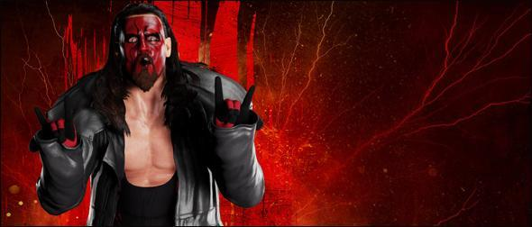 WWE 2K18 Roster Sting 1998 Wolfpac Superstar Profile