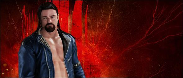 WWE 2K18 Roster The Brian Kendrick Superstar Profile