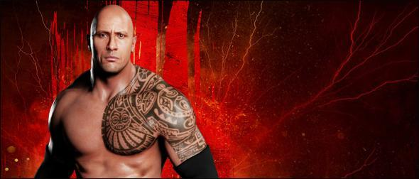 WWE 2K18 Roster The Rock Superstar Profile